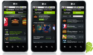 Android Tegra Zone detailed and coming soon