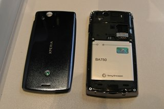 Sony Ericsson: No NFC for Arc, but in portfolio pretty soon