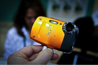 Fujifilm FinePix XP30 hands-on