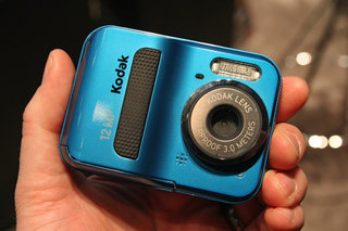 Kodak Easyshare Sport hands-on