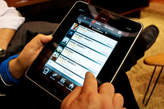 Griffin Beacon Universal Remote iPad hands-on