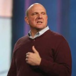 Ballmer: Xbox isn't a gaming console