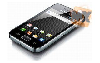 Samsung Galaxy Ace specs leaked