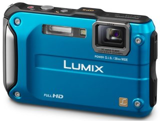 Panasonic Lumix DMC-FT3 adds 3D to the tough range