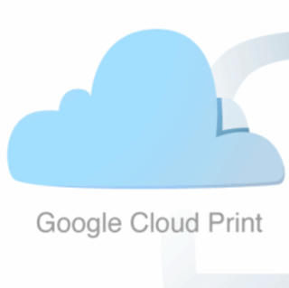 Google Cloud Print flies in for mobile