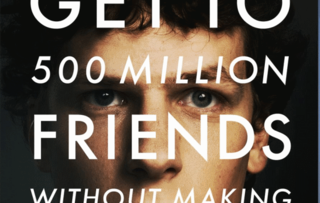 The Social Network nominated for eight Oscars