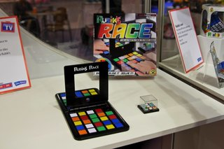 Rubik's Race: Rubik's Cube goes two player