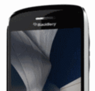 BlackBerry Curve Touch revealed by leaked roadmap