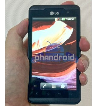 Is this the LG Optimus 3D?