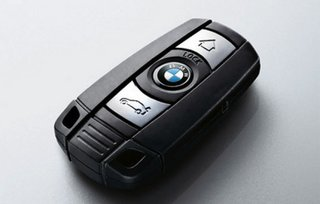 BMW sees car keys not phones as next NFC wallet