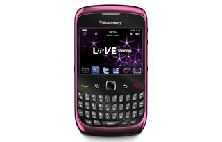 BlackBerry Curve 3G goes pink for Valentine's Day