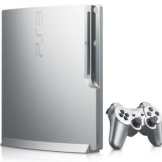 Shiny, skinny, silver PS3 hitting Japan