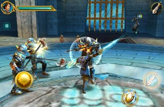 Gameloft trials try-before-you-buy iPhone games