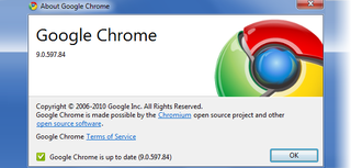 Google Chrome 9 gains officialdom