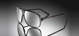 Trendy tech: Armani 3D glasses