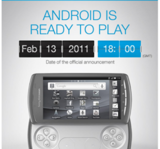 Sony Ericsson Xperia Play confirmed, coming to Vodafone
