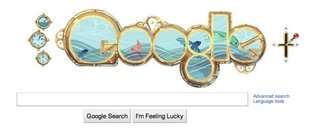 Google Doodle takes you Twenty Thousand Leagues Under The Sea