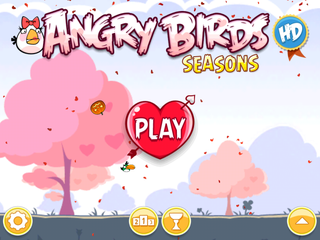 Angry Birds Seasons all loved-up with Valentine's Day update