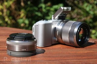 Sony opens the E-mount interchangeable lens door