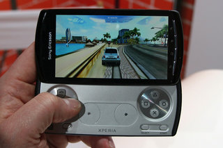 PlayStation meets phone in Sony Ericsson Xperia Play, we go hands-on