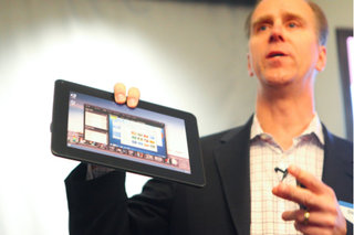 Dell 10-inch Windows 7 tablet teased
