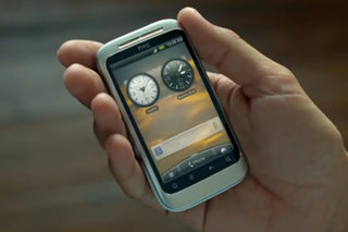 HTC Wildfire S caught in official video?