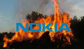 Nokia CEO admits Apple and Google are streets ahead