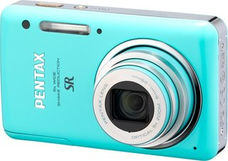 Pentax Optio S1 has Canon Ixus in its sights