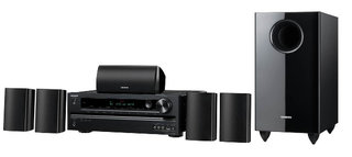 Onkyo unleashes affordable home cinema system duo