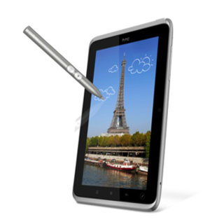 HTC Flyer: HTC's 7-inch tablet