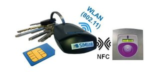 Wi-Fi enabled key-fob brings NFC to your phone