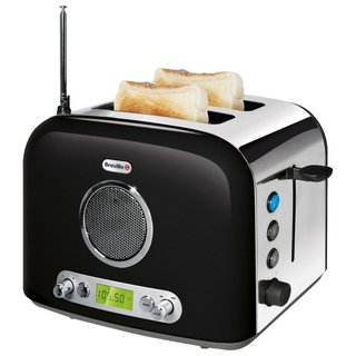 Breville creates radio toaster wonder gadget