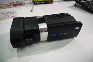 JVC GS-TD1 hands-on
