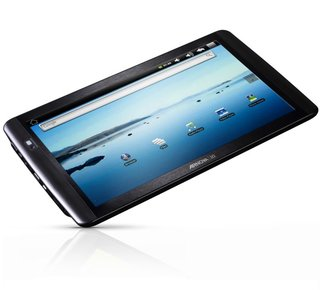 Archos Arnova Android tablets that start at £84