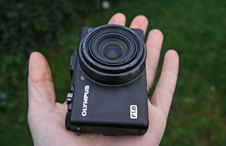 7 days living with... the Olympus XZ-1