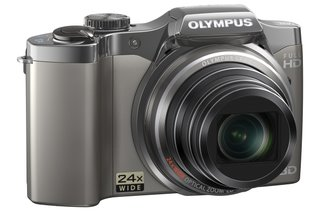 Olympus SZ-30MR offers simultaneous movie and stills shooting
