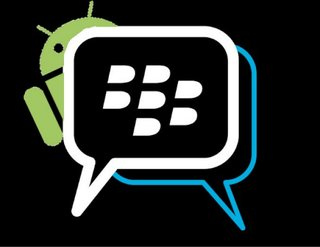 BlackBerry Messenger coming to Android and iOS?