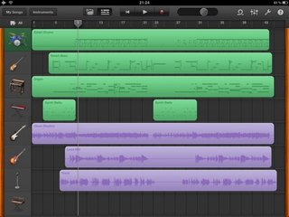 APP OF THE DAY - GarageBand for iPad review (iPad)