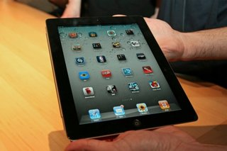 Vodafone iPad 2 coming soon