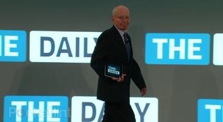 The Daily delivered to European iPads soon
