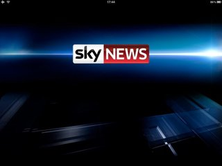 Sky News for iPad hands-on