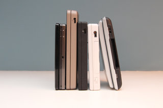 The Nintendo DS family photo