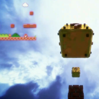VIDEO: Super Mario Bros FPS-stylee