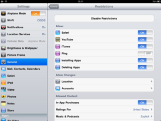 Want better battery life with iOS 4.3? Turn off Ping