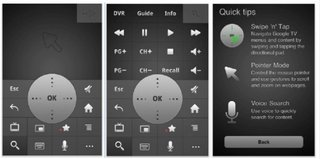 Google TV iPhone remote app ready for download