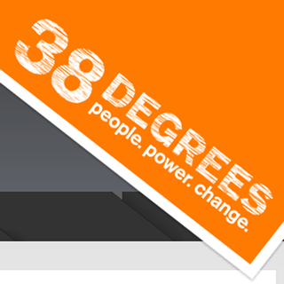 WEBSITE OF THE DAY – 38 Degrees