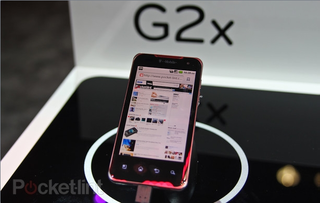 LG goes official with the T-Mobile G2x, we go hands on