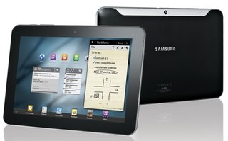 Samsung Galaxy Tab 8.9 officially skinny