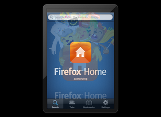 Firefox Home for iPad coming soon