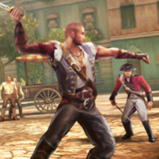 Gameloft's BackStab: Exclusive to Sony Ericsson Xperia Play